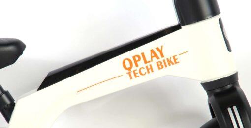 Dječja guralica QPlay bijela