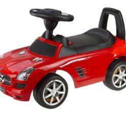 Dječja guralica Mercedes crvena