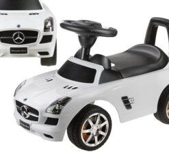 Dječja guralica Mercedes bijela