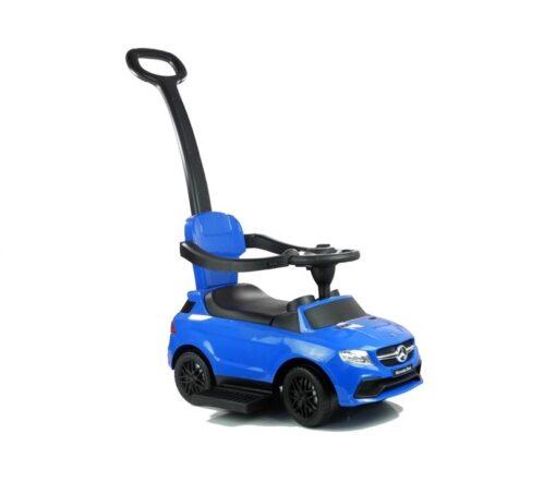Djecja guralica Mercedes plava s drskom
