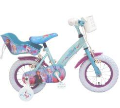 Djecji bicikl Frozen 12 plavi