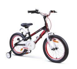 Djecji bicikl Space aluminij 18 crni 1
