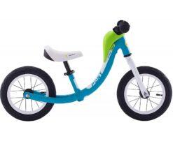 Djecji bicikl bez pedala Pony plavi aluminij