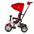 Djecji tricikl Urbio crveni gume na pumpanje 1