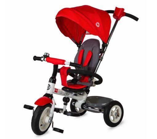 Djecji tricikl Urbio crveni gume na pumpanje