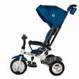 Djecji tricikl Urbio plavi gume na pumpanje 2