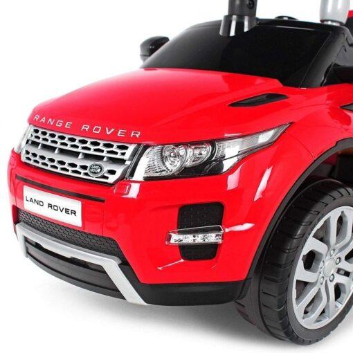 Djecja guralica Range Rover crvena