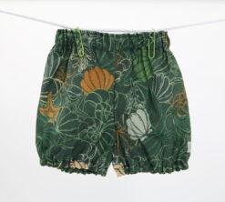 "Pumper hlačice od bambusa Školjkice ""S"""