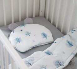Pamučna deka Cotton-waffel 75x100 Magic i siva