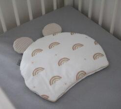 Pamučni jastuk Duga
