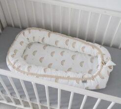 Gnijezdo za bebe 0-8m Duga