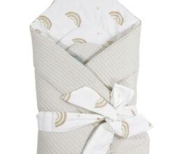 Pamučni jastuk dekica CottonWaffel Duga