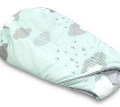 Vreća za spavanje 3-12m Minty Puffs