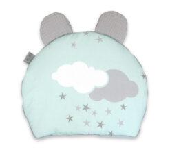 Pamučni jastuk Minty Puffs