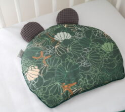 Pamučni jastuk Školjkice