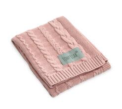 Pamučna deka za bebe Powder